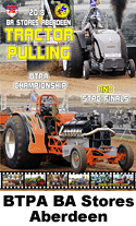 2018 btpa tractor pulling in september at ba stores in aberdeen dvd cover and l