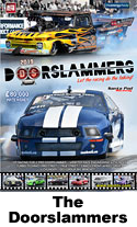 2018 doorslammers dvd cover and link