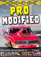2020 pro mod archive dvd front cover